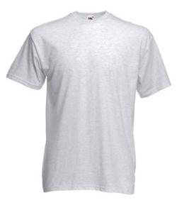 T-SHIRT FRUIT OF THE LOOM / 160g